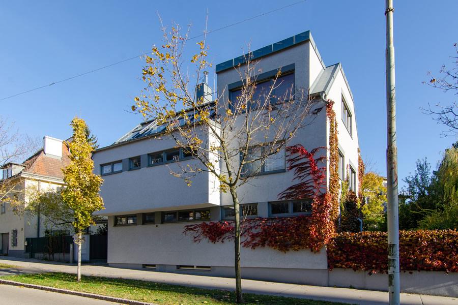 Bürohaus / Wien Döbling