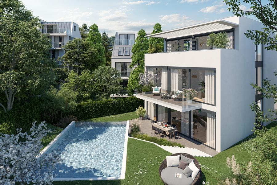 Neubauprojekt Villa / Wien Hietzing