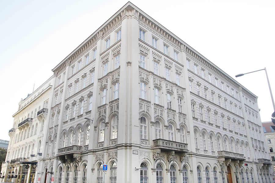 Palais / Budapest Zentrum