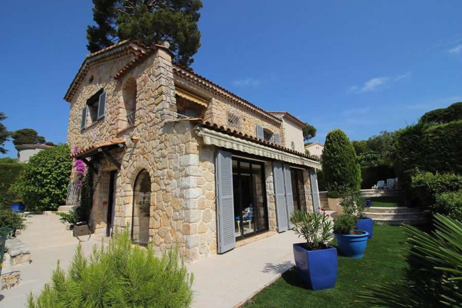 Villa am Meer / Cap d'Antibes / Côte d'Azur