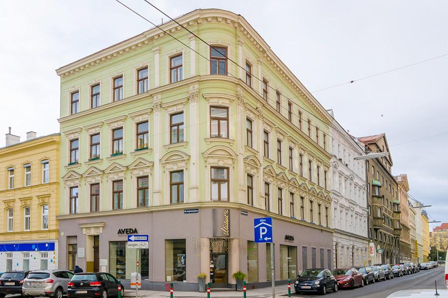 Zinshaus / Wien Währing